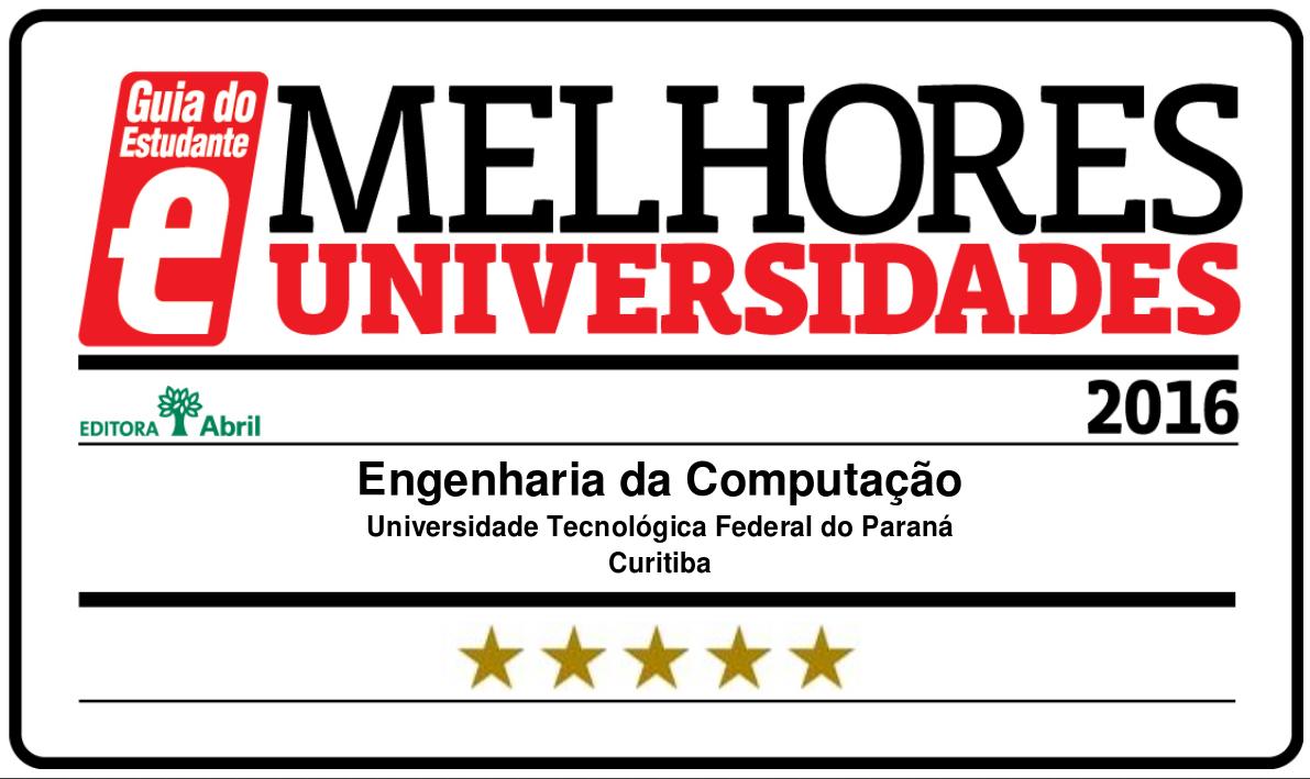 Guia do Estudante - Eng. Comp. 2016 - 5 estrelas