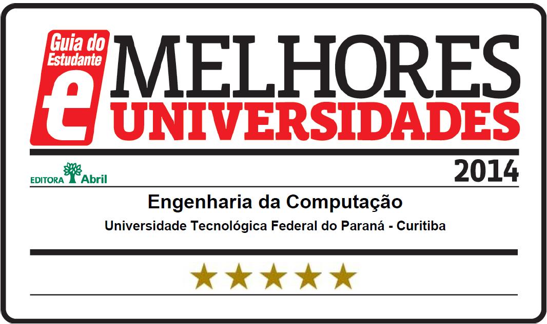 Guia do Estudante Engenharia de Computação 2014 - 5 estrelas