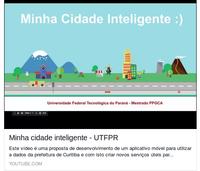 Alunos do PPGCA-UTFPR ganham prêmio em Competição de Vídeos
