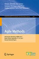 Livro sobre Métodos Ágeis co-editado pelo professor Adolfo Neto é publicado