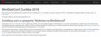 MiniDebConf Curitiba 2018